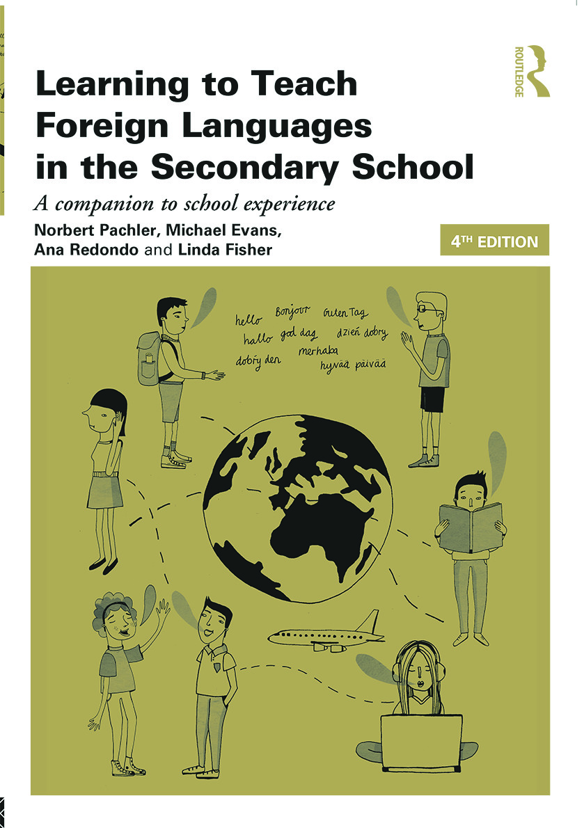 Learning to Teach Foreign Languages in the Secondary School: A companion to school experience book cover