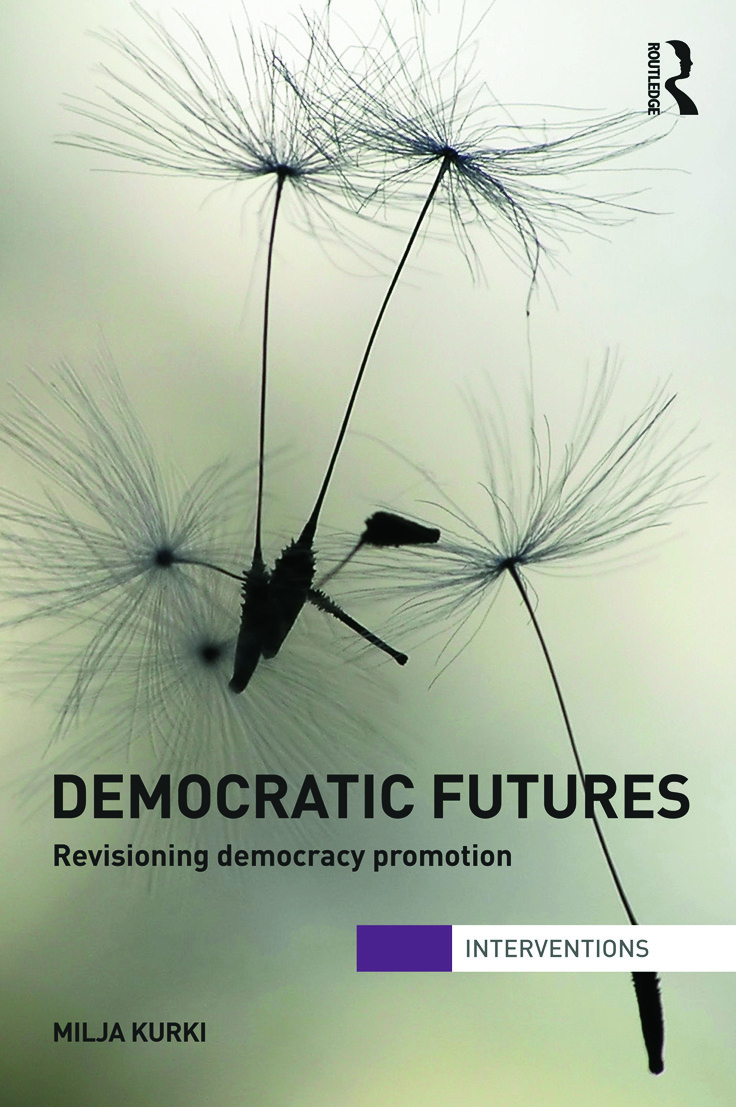 Democratic Futures: Re-Visioning Democracy Promotion (Paperback) book cover