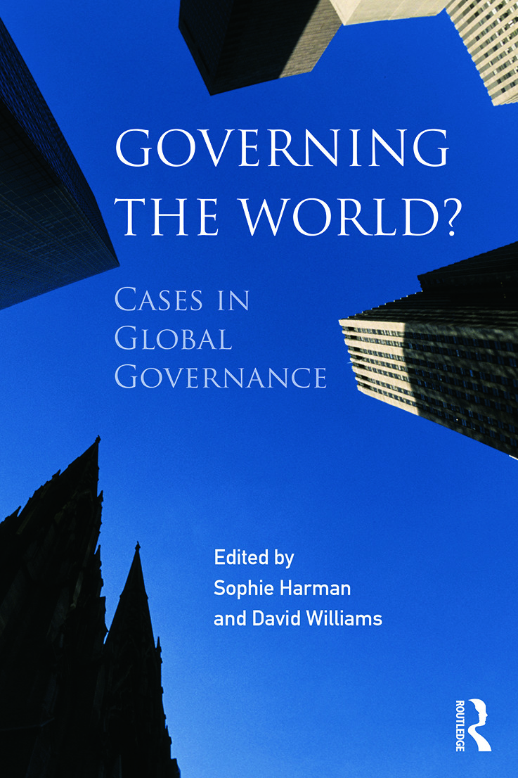 Governing the World?: Cases in Global Governance (Paperback) book cover