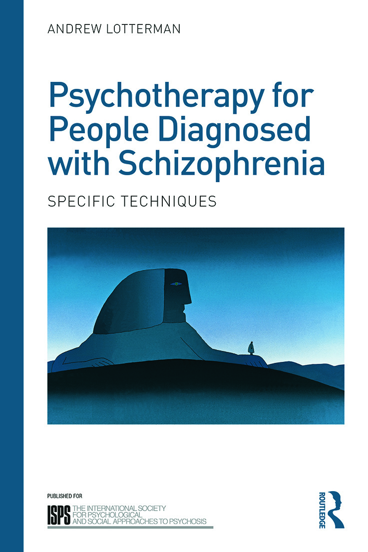 Psychotherapy for People Diagnosed with Schizophrenia: Specific techniques book cover