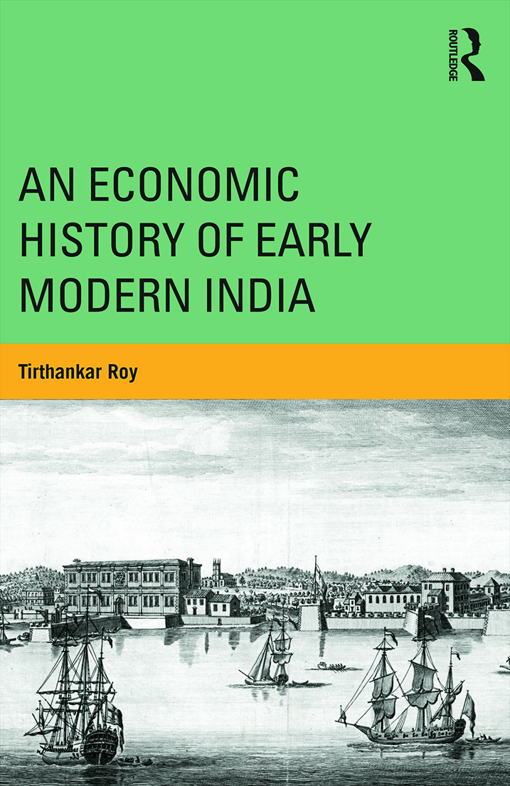 An Economic History of Early Modern India (Paperback) book cover