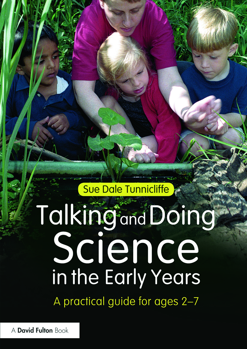 Talking and Doing Science in the Early Years: A practical guide for ages 2-7 book cover