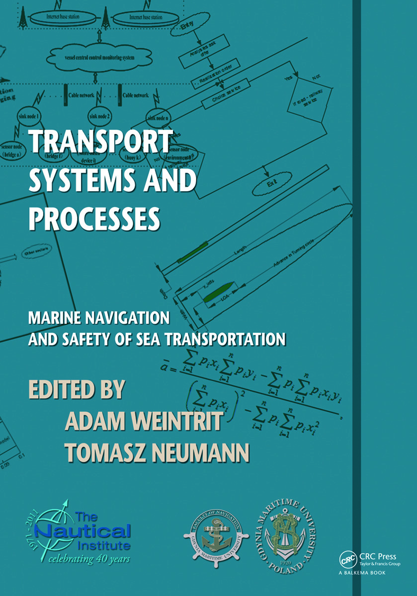Transport Systems and Processes: Marine Navigation and Safety of Sea Transportation, 1st Edition (Paperback) book cover