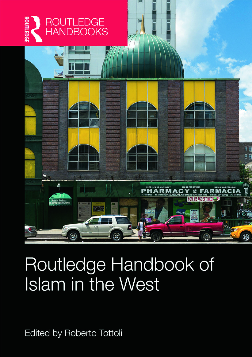Routledge Handbook of Islam in the West book cover
