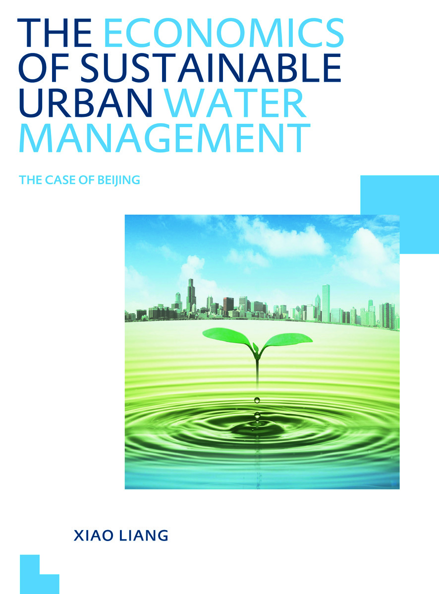 The Economics of Sustainable Urban Water Management: the Case of Beijing: UNESCO-IHE PhD Thesis, 1st Edition (Paperback) book cover