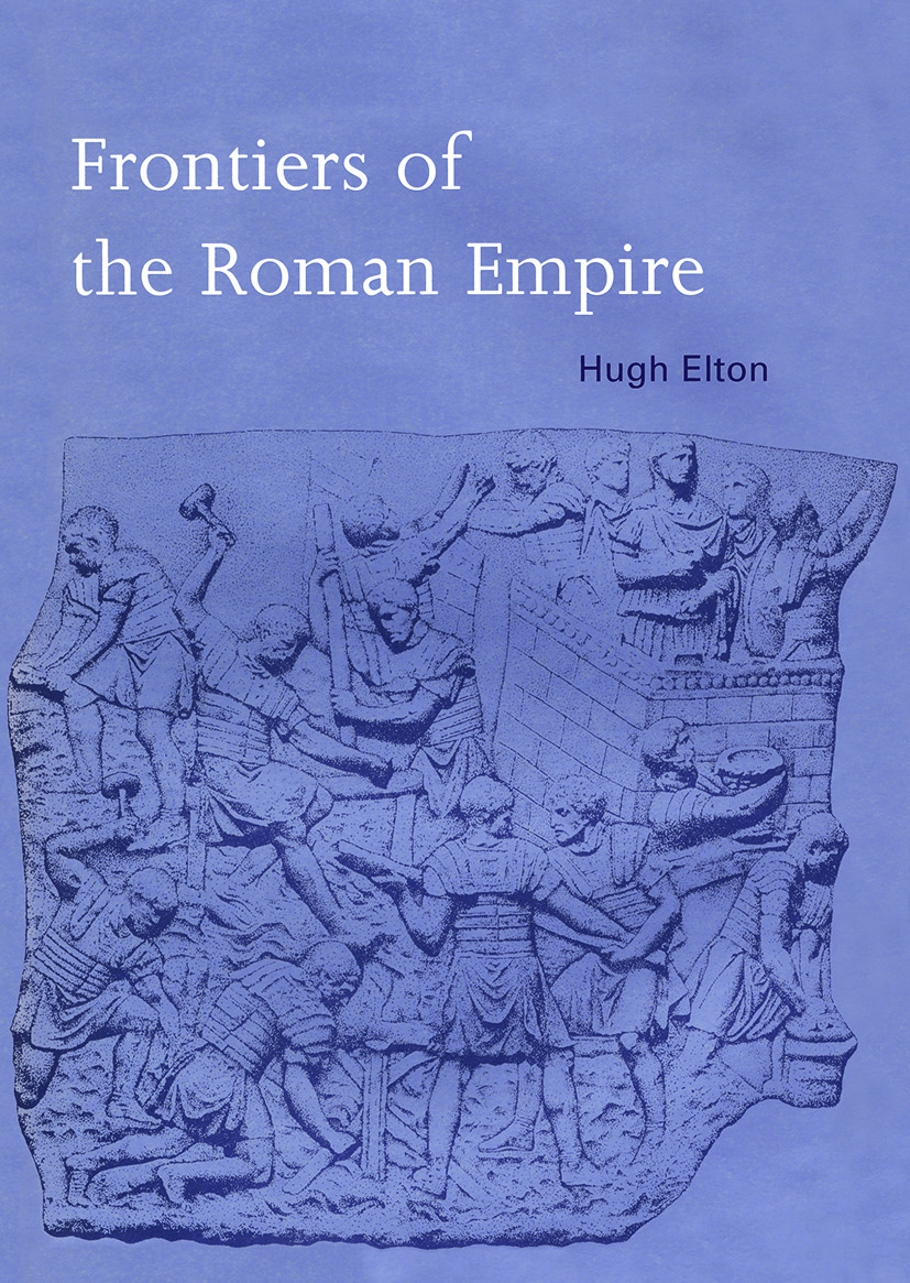 Frontiers of the Roman Empire: 1st Edition (Paperback) book cover