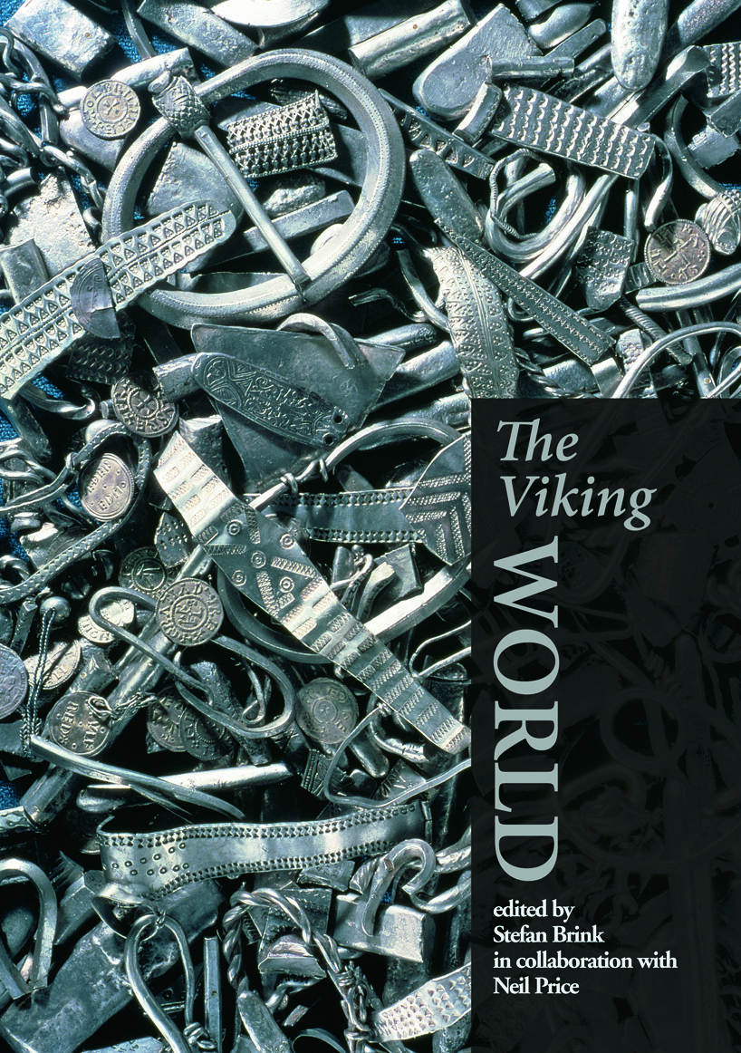 The Viking World (Paperback) book cover