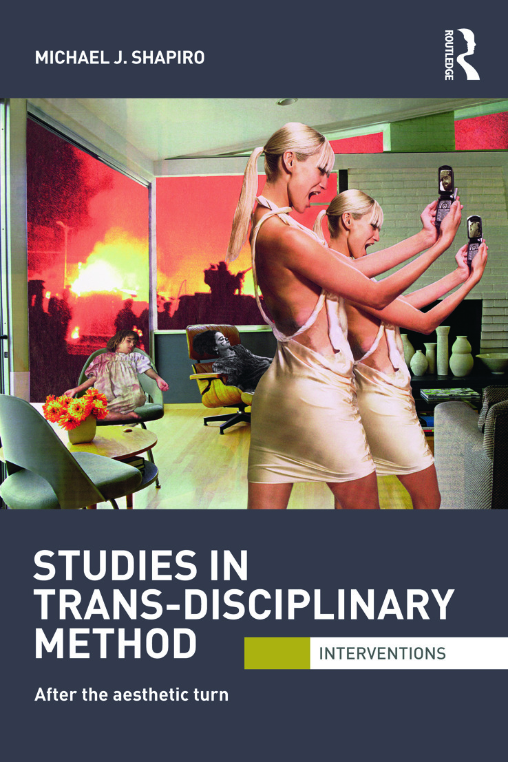 Studies in Trans-Disciplinary Method: After the Aesthetic Turn, 1st Edition (e-Book) book cover