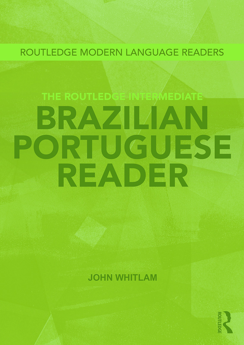 The Routledge Intermediate Brazilian Portuguese Reader book cover