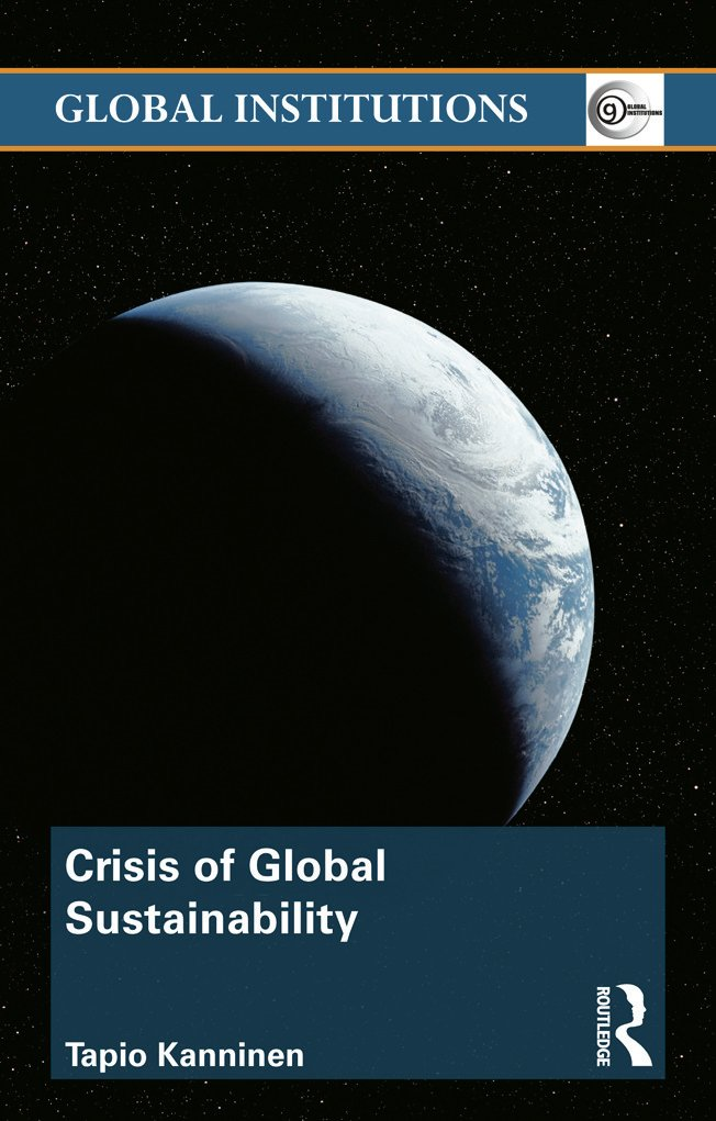 Crisis of Global Sustainability (Paperback) book cover