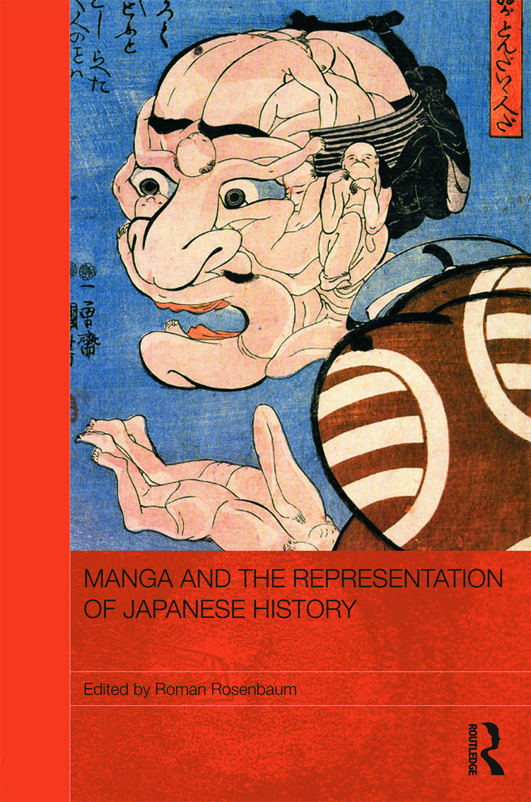 Manga and the Representation of Japanese History (Hardback) book cover