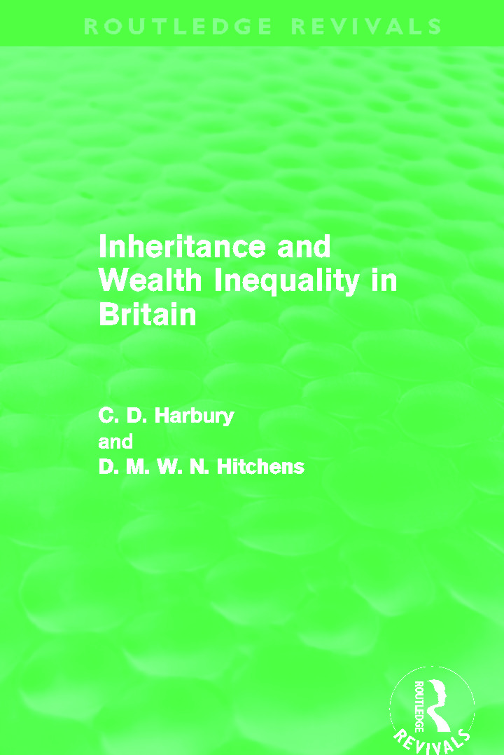 Inheritance and Wealth Inequality in Britain