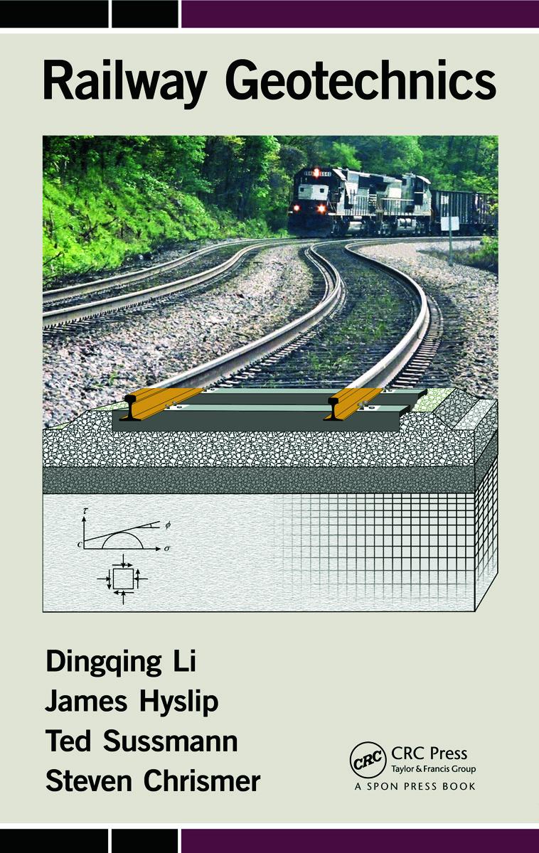 Railway Geotechnics: 1st Edition (Hardback) book cover