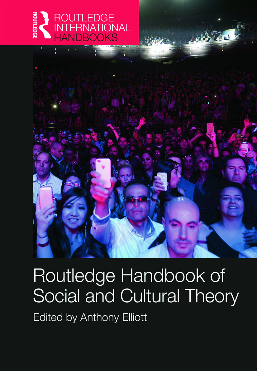 Routledge Handbook of Social and Cultural Theory: 1st Edition (Hardback) book cover