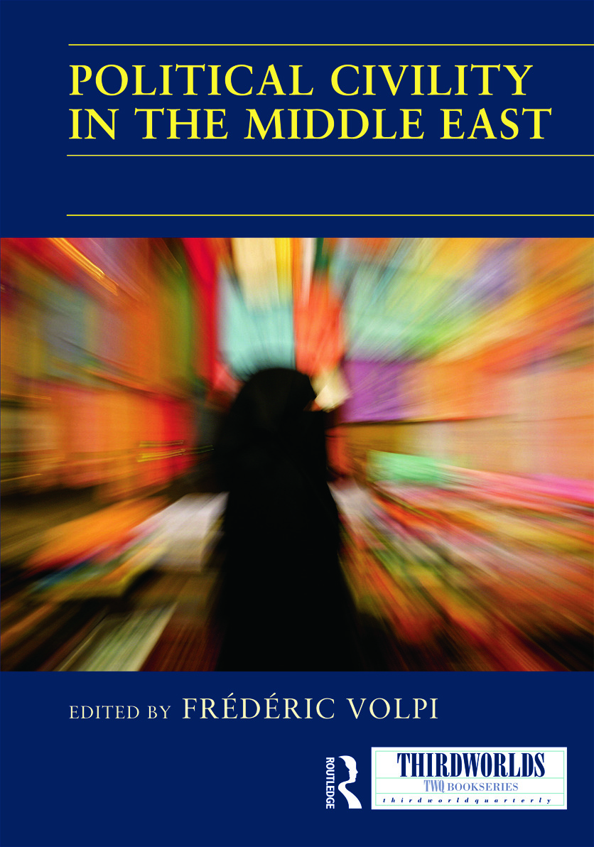 Political Civility in the Middle East (Hardback) book cover