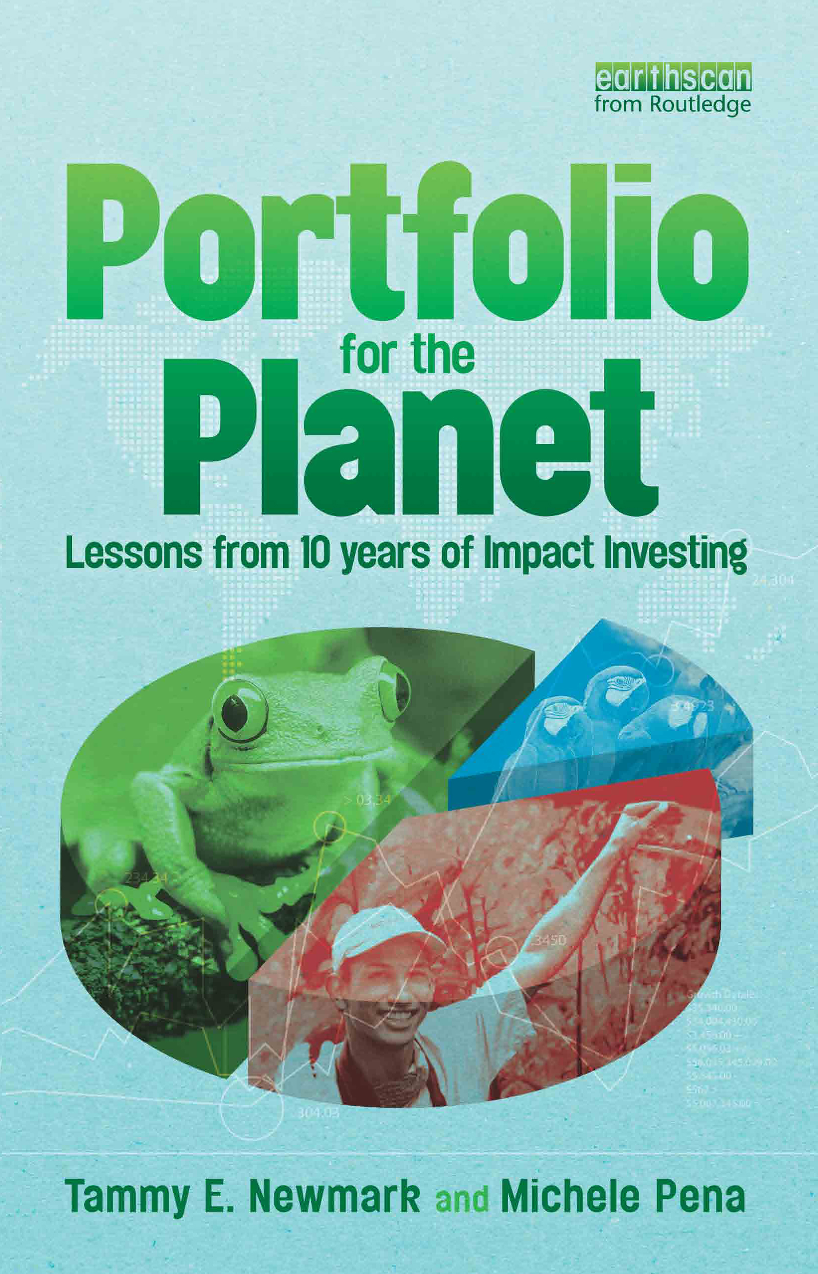 Portfolio for the Planet: Lessons from 10 Years of Impact Investing (Paperback) book cover