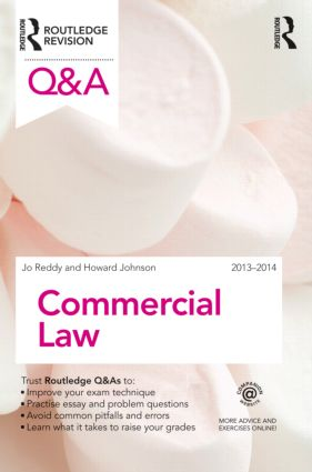 Q&A Commercial Law 2013-2014