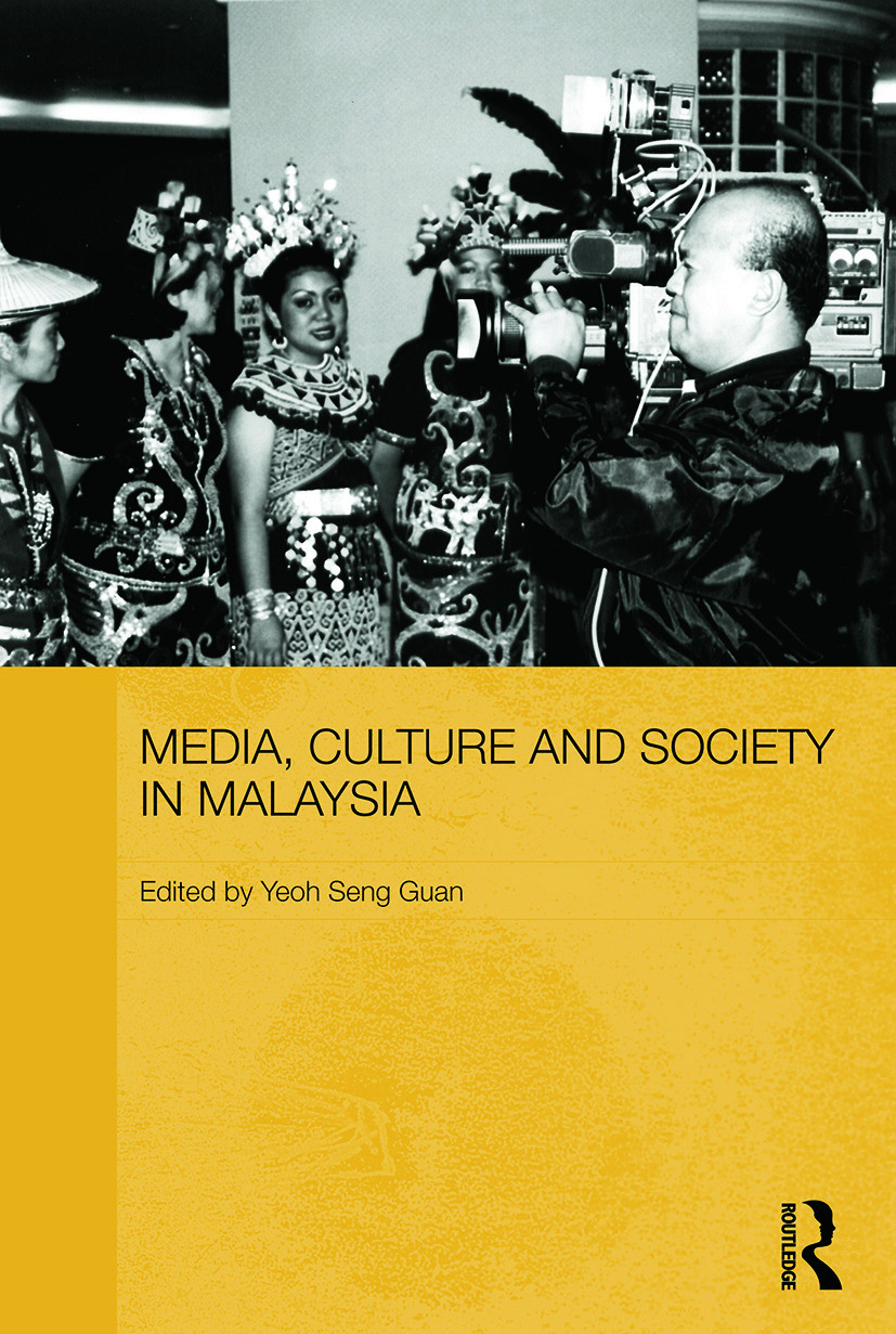 Media, Culture and Society in Malaysia (Paperback) book cover