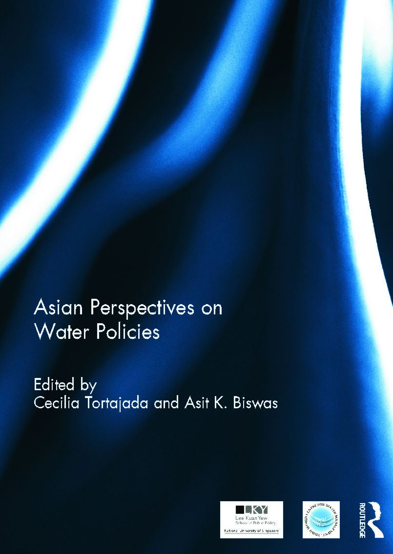 Asian Perspectives on Water Policy (Hardback) book cover