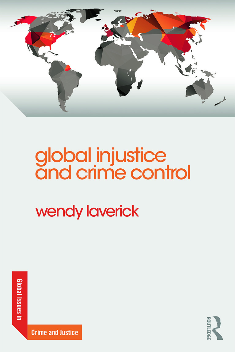 Global Injustice and Crime Control: 1st Edition (Paperback) book cover