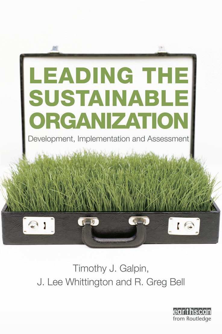 Leading the Sustainable Organization: Development, Implementation and Assessment book cover