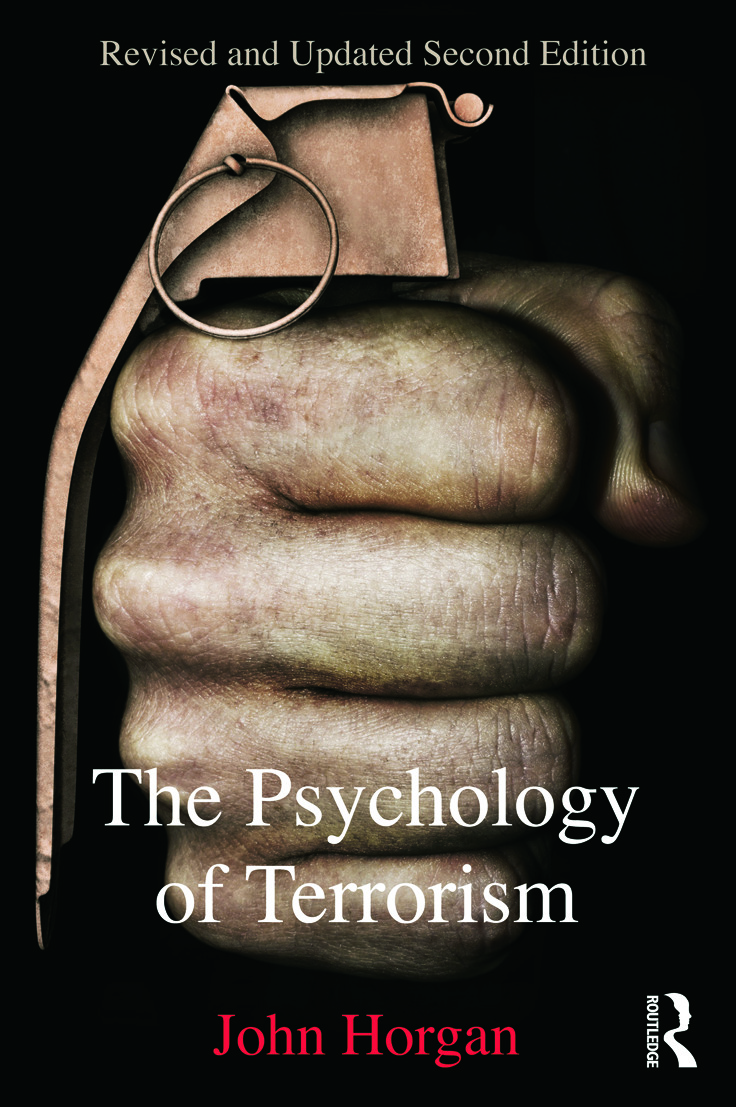 The Psychology of Terrorism: 2nd Edition (Paperback) book cover