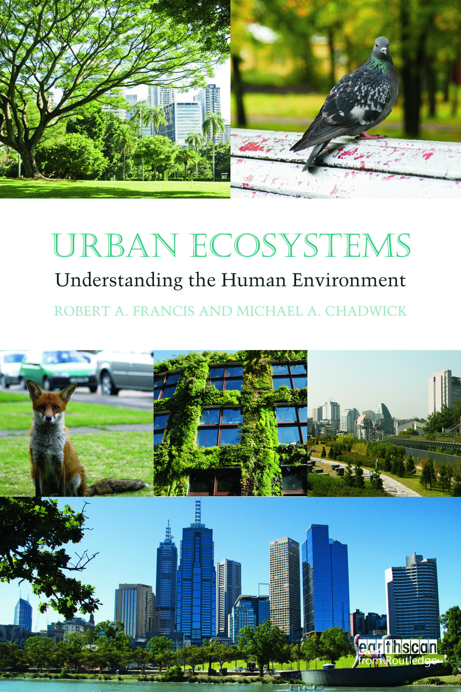Urban Ecosystems: Understanding the Human Environment (Paperback) book cover