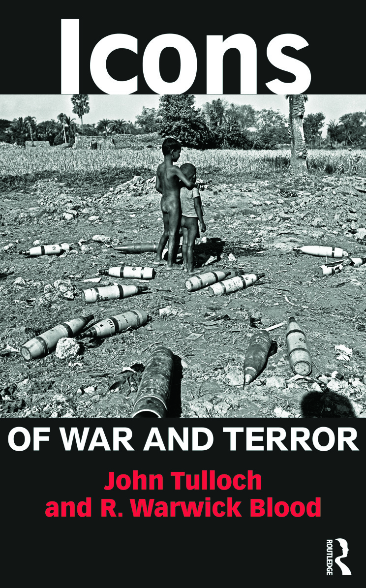 Icons of War and Terror: Media Images in an Age of International Risk book cover