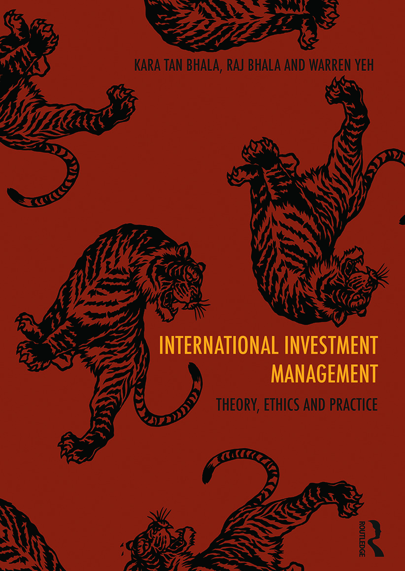 International Investment Management: Theory, ethics and practice, 1st Edition (Paperback) book cover