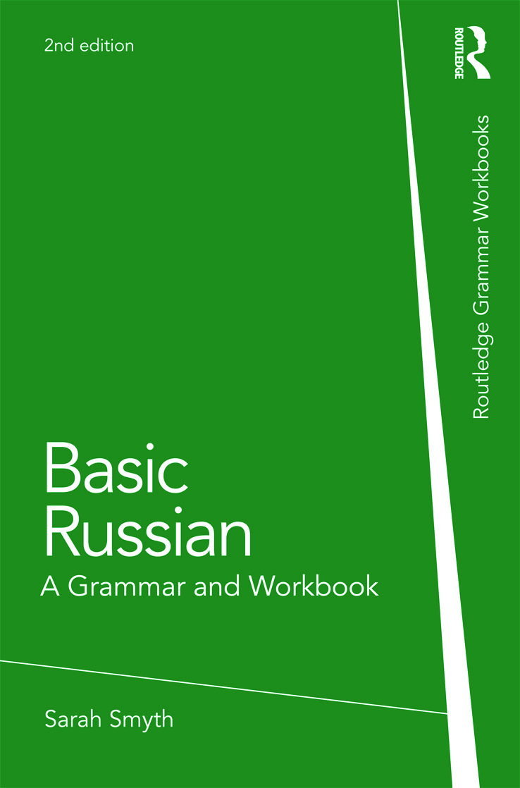 Basic Russian: A Grammar and Workbook, 2nd Edition (Paperback) book cover