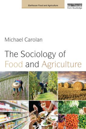 The Sociology of Food and Agriculture book cover