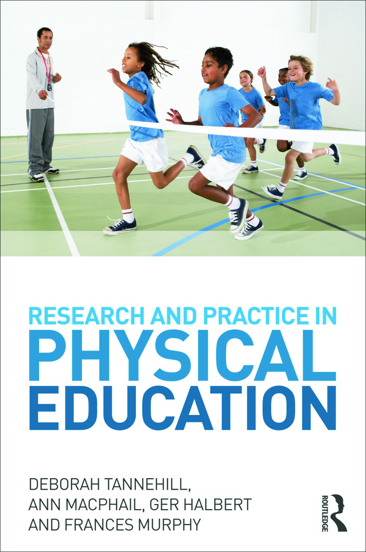 Research and Practice in Physical Education (Paperback) book cover