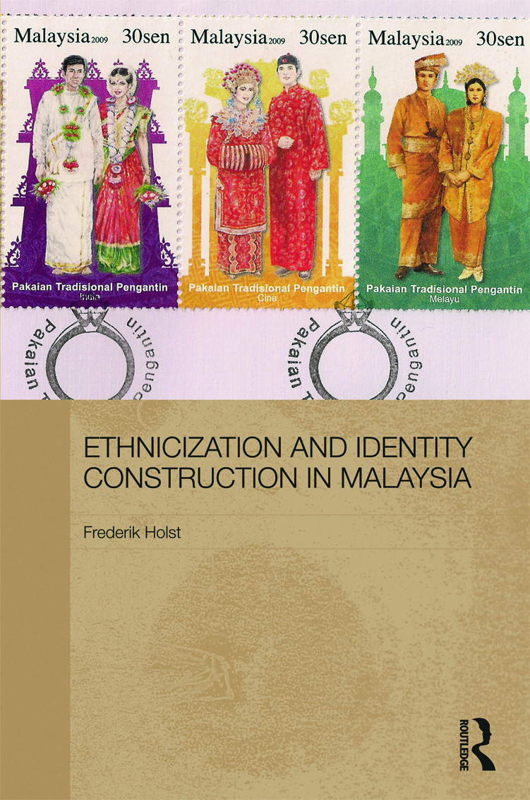 Ethnicization and Identity Construction in Malaysia (Hardback) book cover