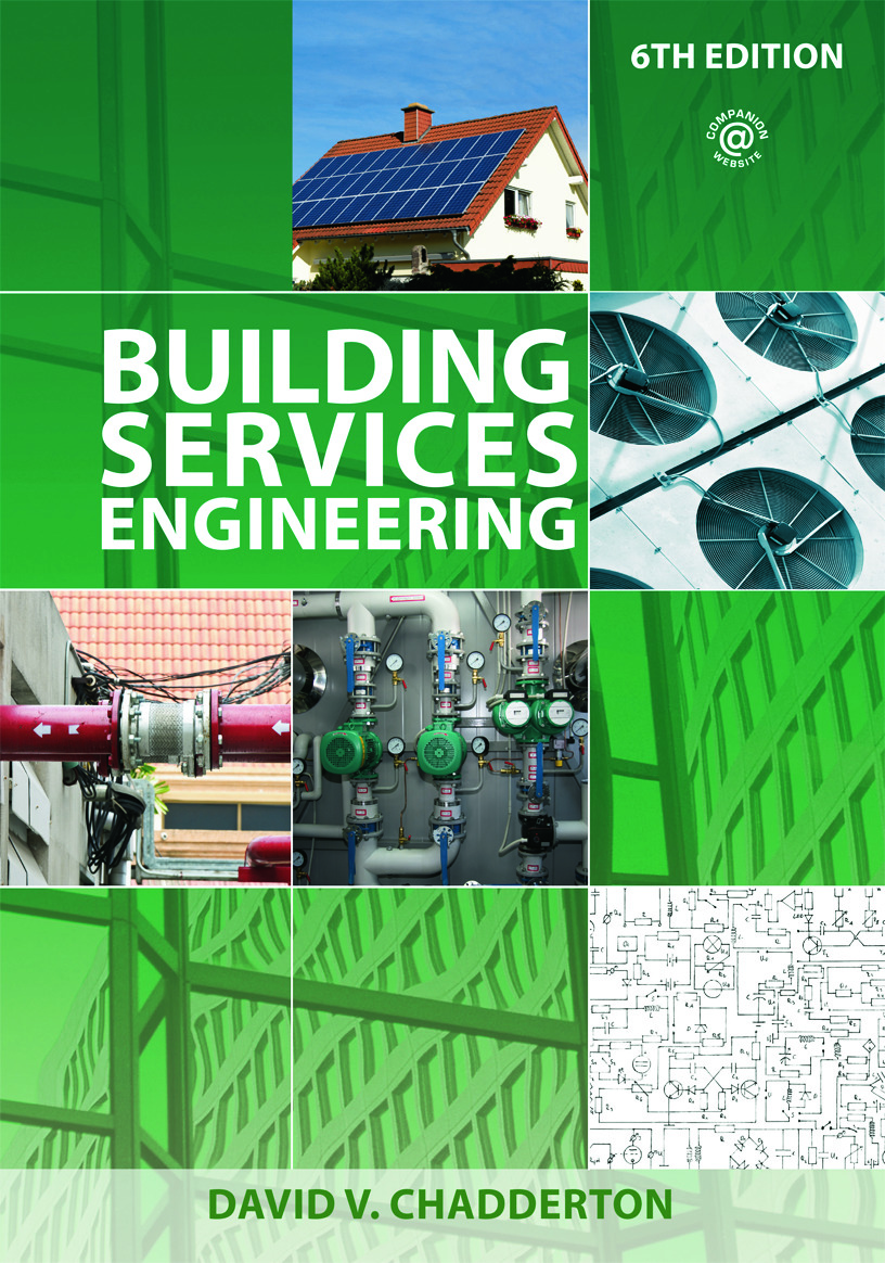 Building Services Engineering: 6th Edition (Paperback) book cover
