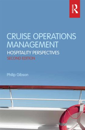 Cruise Operations Management: Hospitality Perspectives (Paperback) book cover