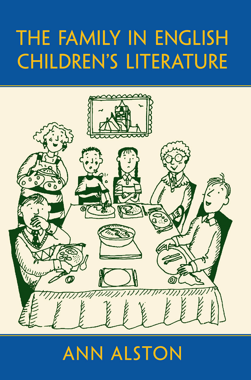 The Family in English Children's Literature (Paperback) book cover