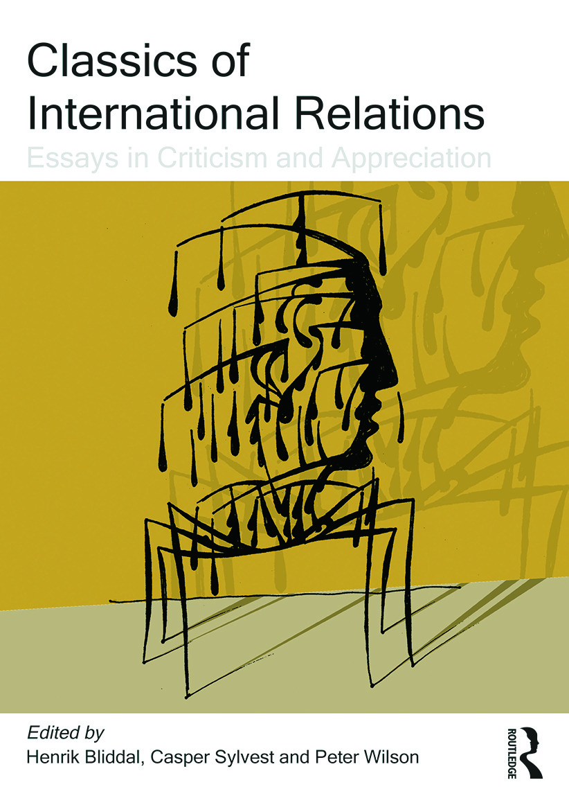 Classics of International Relations: Essays in Criticism and Appreciation book cover