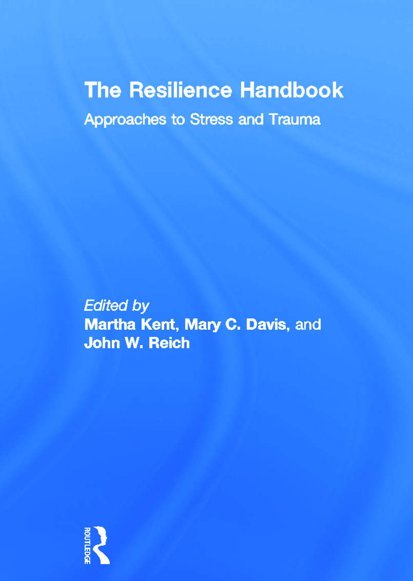 The Resilience Handbook: Approaches to Stress and Trauma book cover