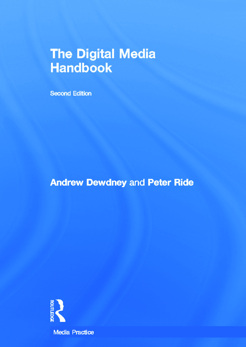 The Digital Media Handbook: 2nd Edition (Hardback) book cover