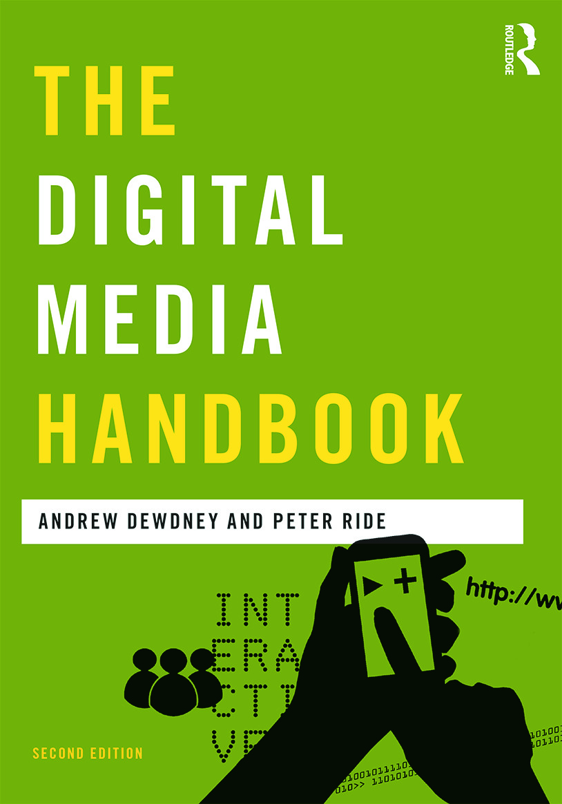 The Digital Media Handbook: 2nd Edition (Paperback) book cover