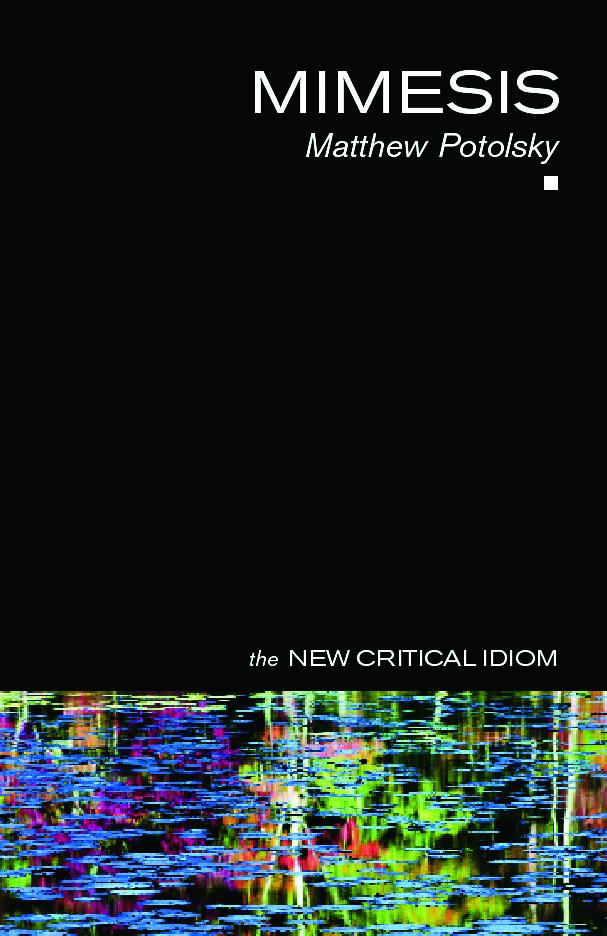 Mimesis book cover