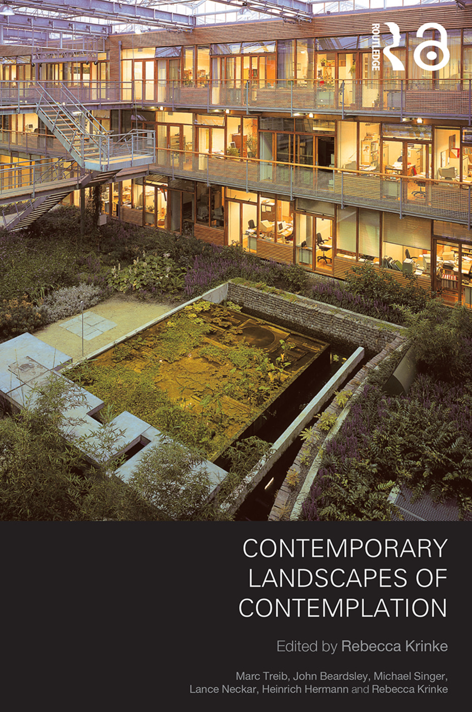 Contemporary Landscapes of Contemplation: 1st Edition (Paperback) book cover
