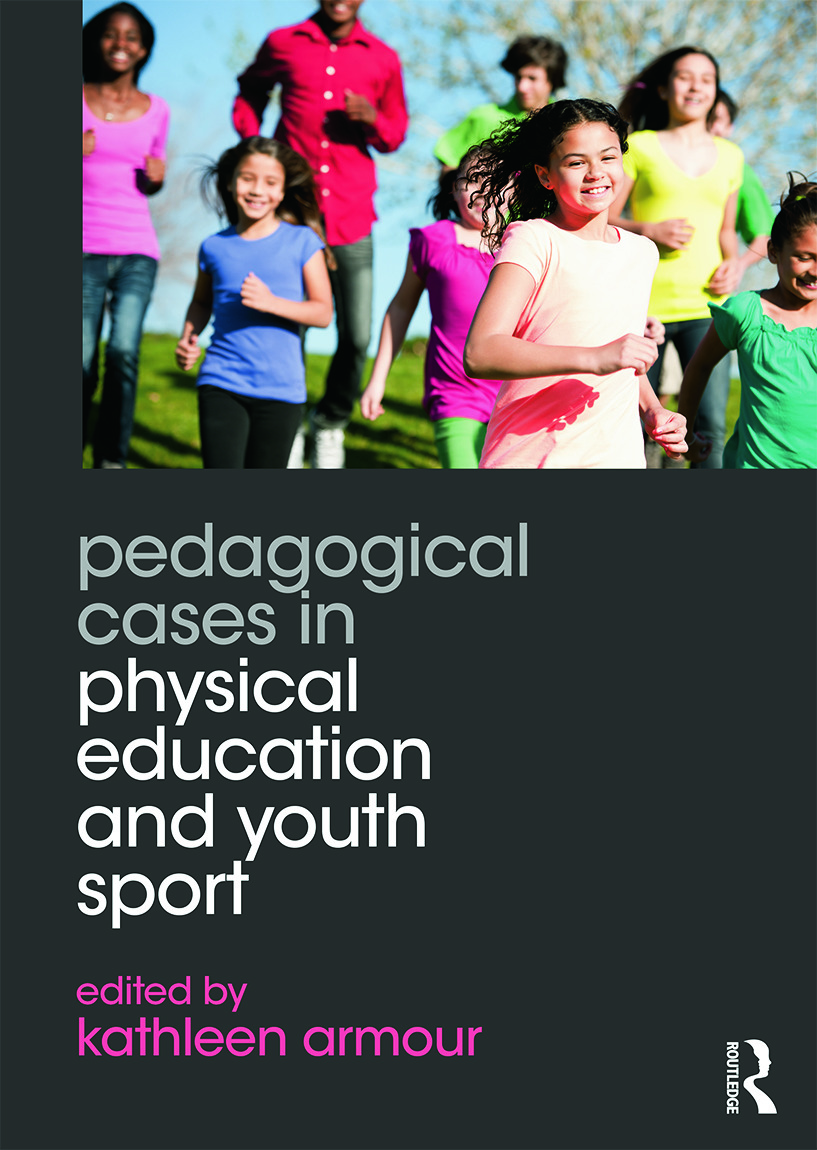 Pedagogical Cases in Physical Education and Youth Sport (Paperback) book cover