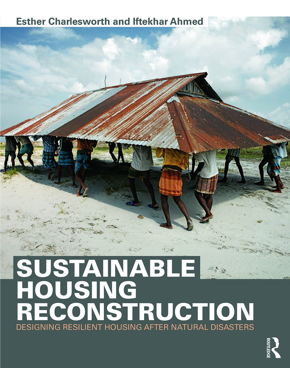 Sustainable Housing Reconstruction: Designing resilient housing after natural disasters book cover