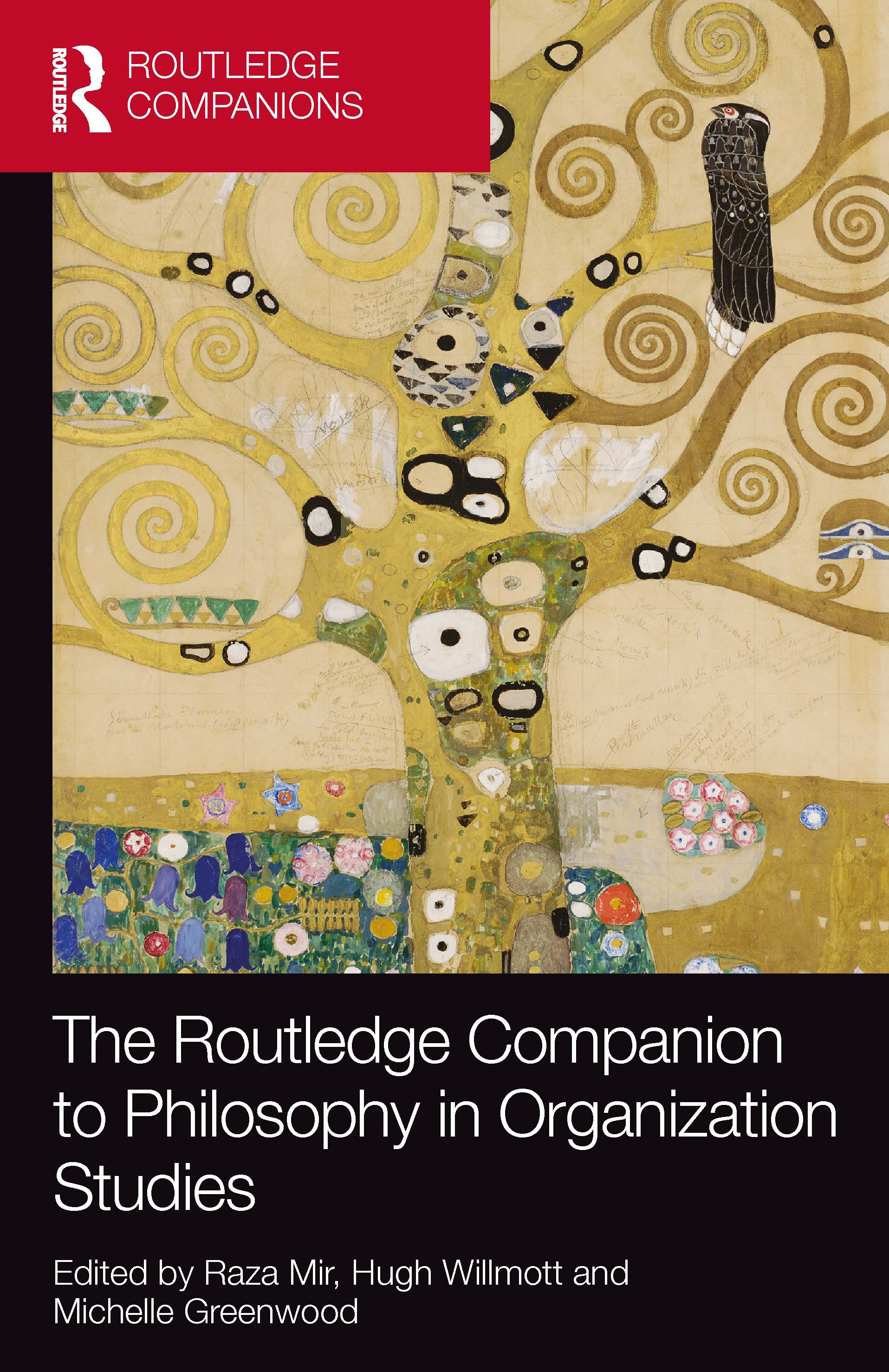 The Routledge Companion to Philosophy in Organization Studies book cover