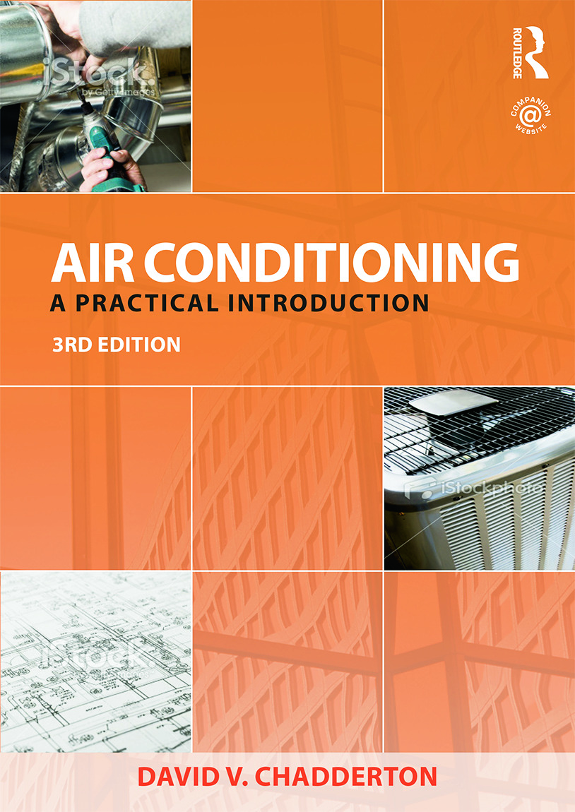 Air Conditioning: A Practical Introduction, 3rd Edition (Paperback) book cover