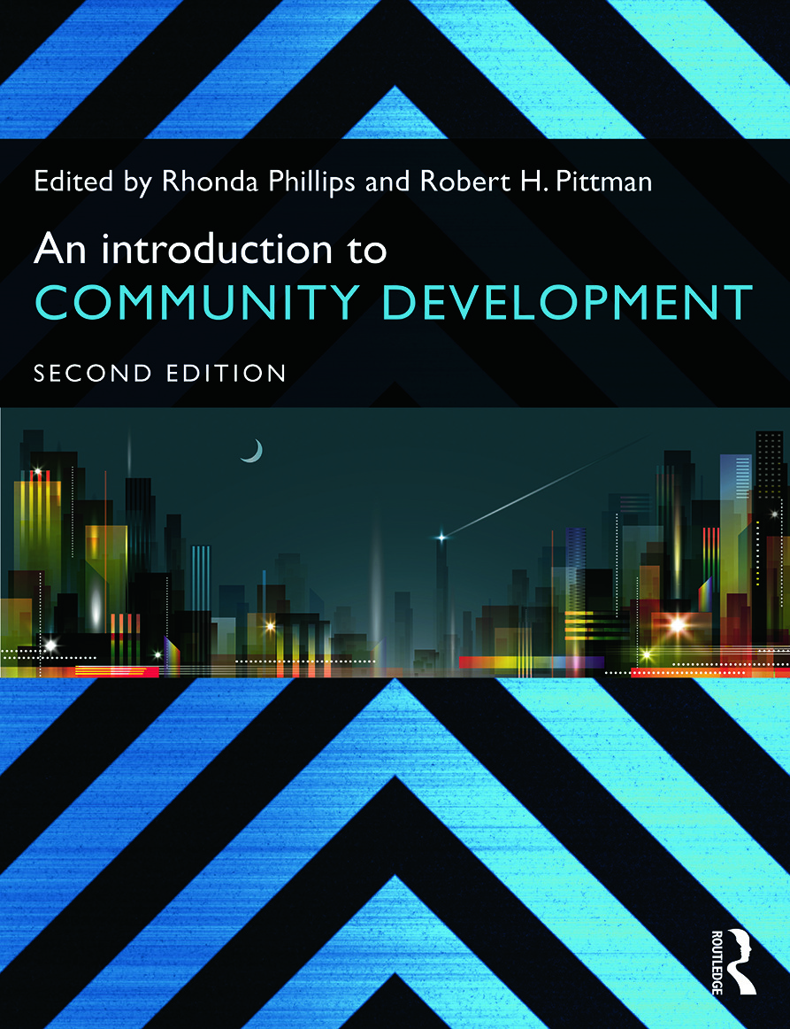 An Introduction to Community Development book cover