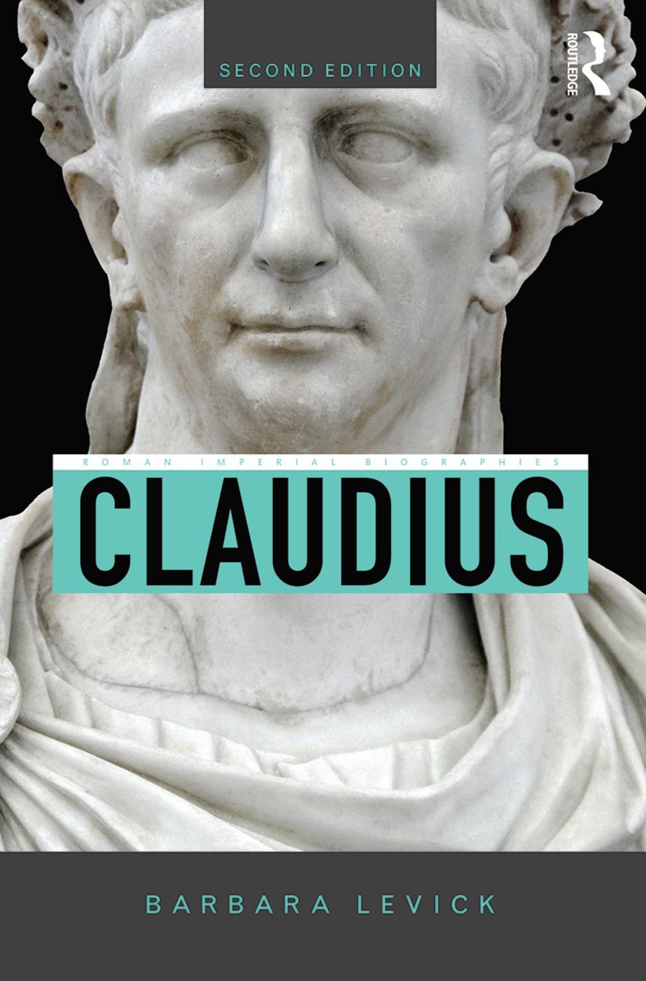 Claudius book cover