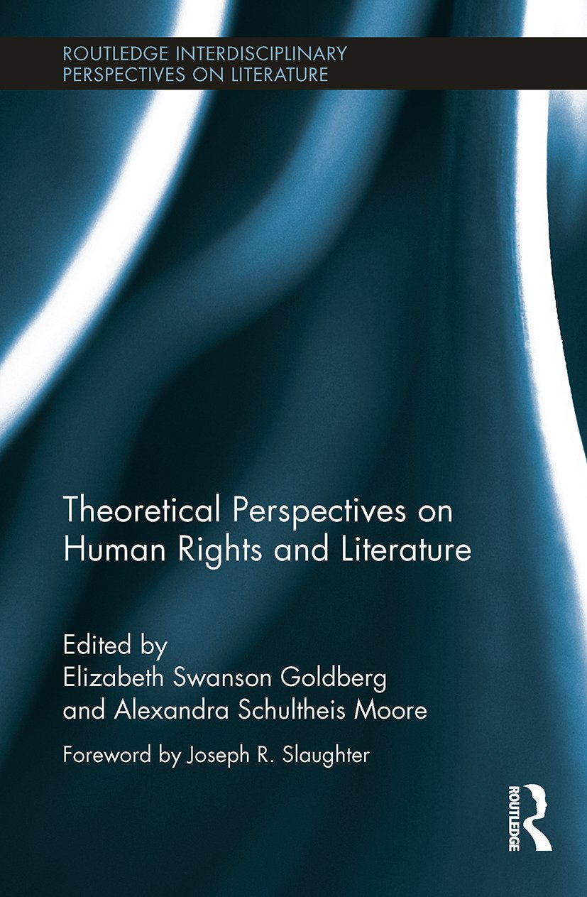 Theoretical Perspectives on Human Rights and Literature (Paperback) book cover