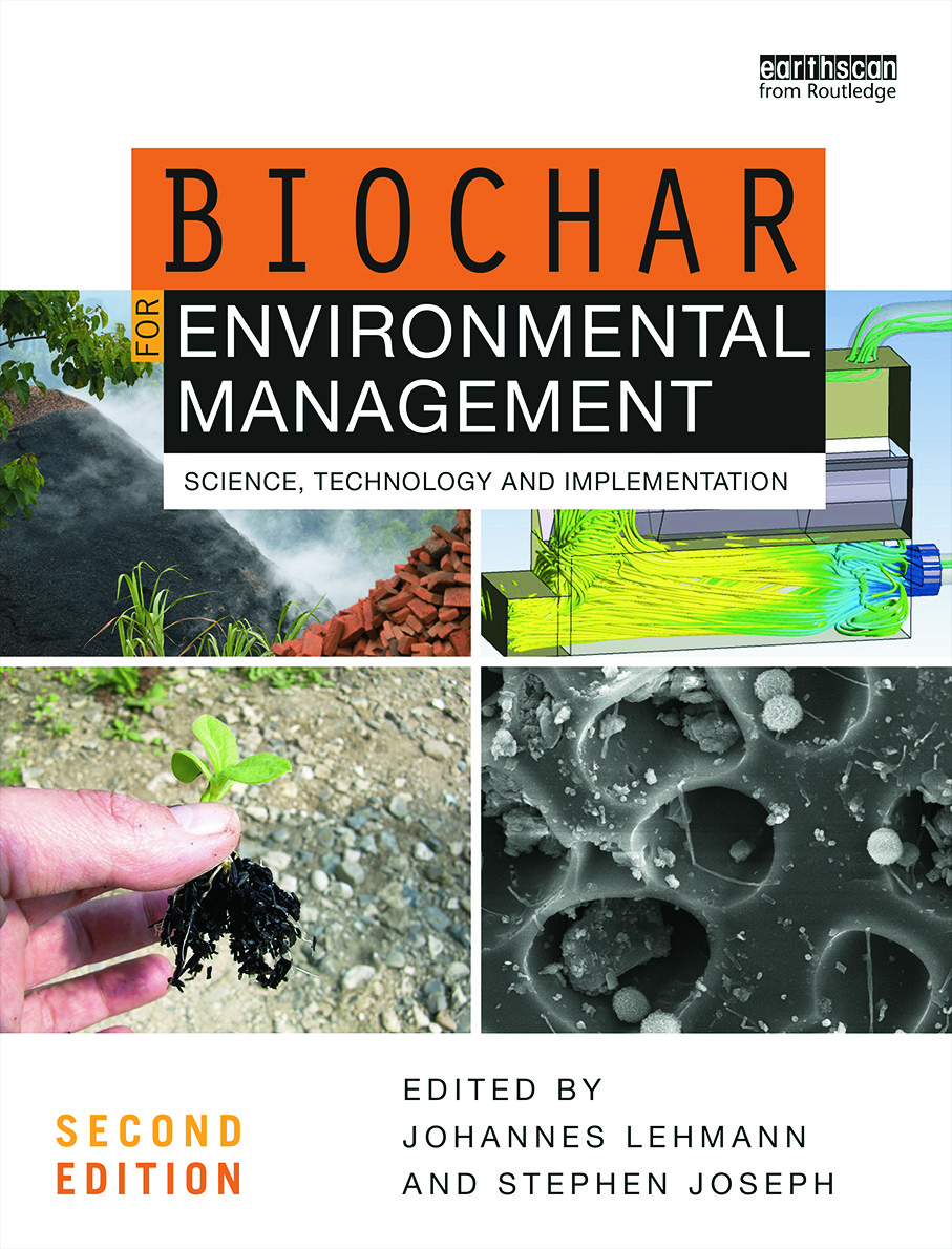 Biochar for Environmental Management: Science, Technology and Implementation, 2nd Edition (e-Book) book cover